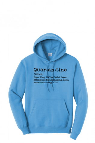 GT SPORTS QUARANTINE HUMOR TEE's SHOP